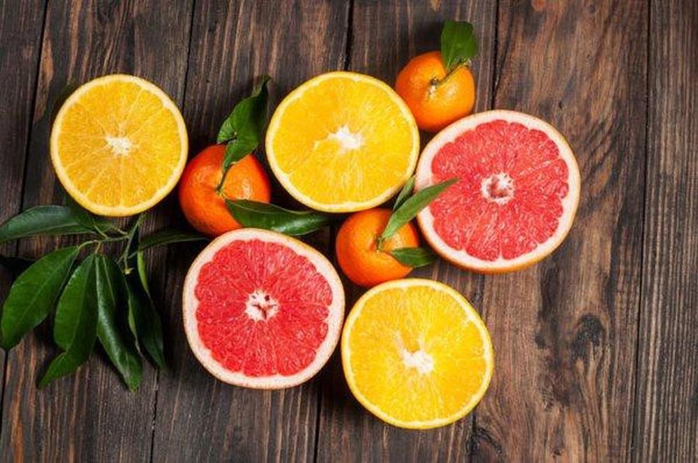 tránh ung thư với trái cay họ cam quýt