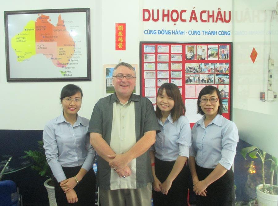 Công ty du học Á Châu