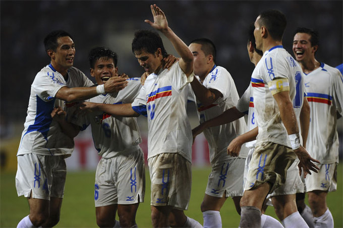 Việt Nam gặp Philippines tại AFF Cup 2010