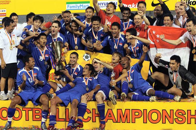 Singapore gặp Thái Lan AFF Cup 2007