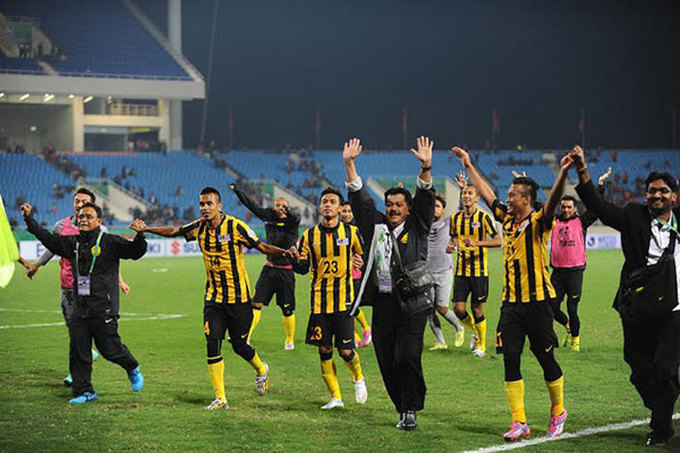 Việt Nam gặp Malaysia AFF Cup 2014