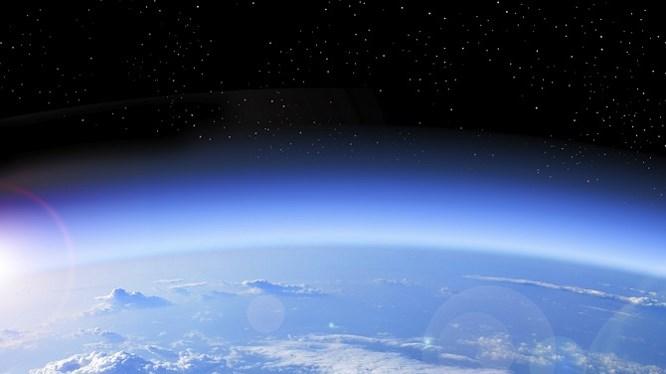 Hình ảnh tầng ozone
