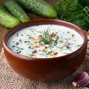 Món súp Tarator