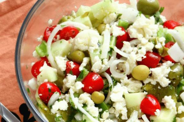 Shopska salata