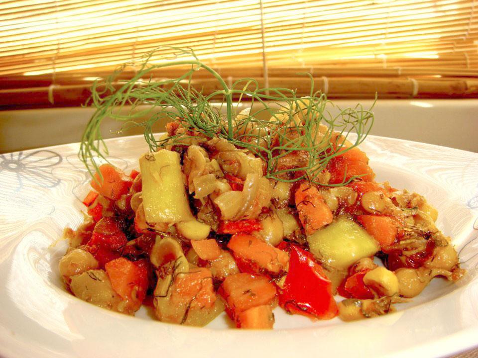 Ẩm thực Bulgaria - Yahniya