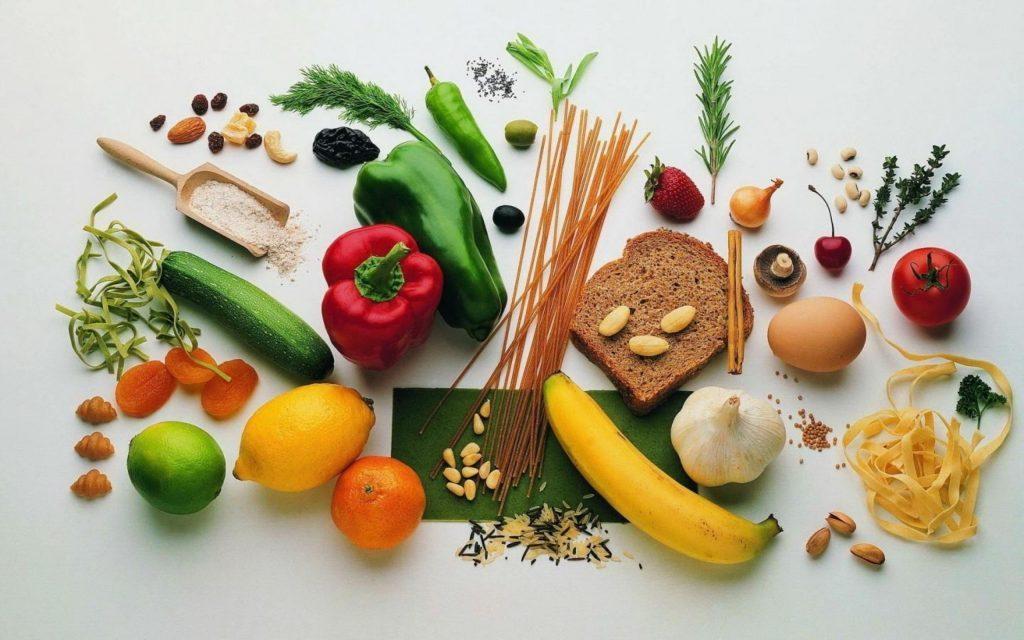 bữa ăn đầy đủ dinh dưỡng giúp hạn chế bệnh ung thư dạ dày
