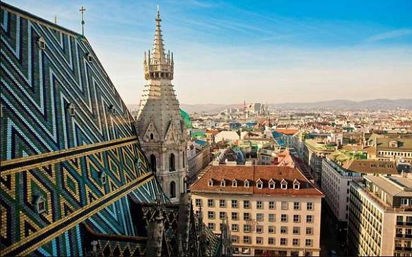 Thủ đô nước Áo