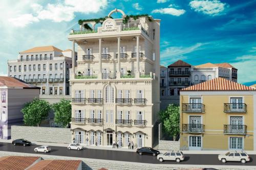 Dự án khách sạn Panoramic