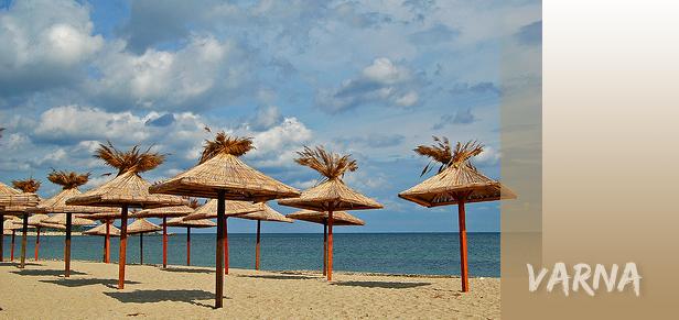 Varna - Khu nghỉ dưỡng tuyệt vời