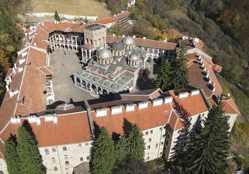 Sơ lược về tu viện Saint Ivan của Rila