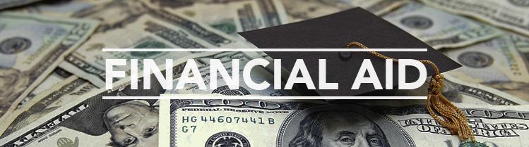 Chọn trường và điền đơn xin Financial aid