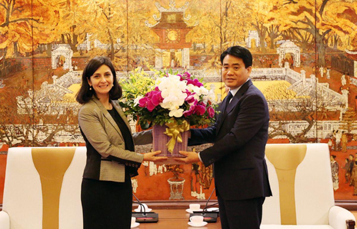 Đại sứ Bulgaria tại Việt Nam H.E. Evgueni Stoychev