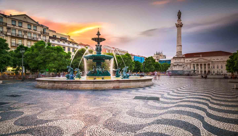Khí hậu ôn hòa tại Bồ Đào Nha