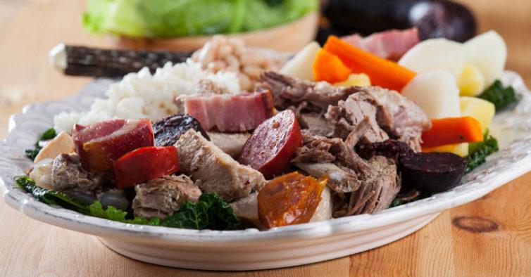Cozido a Portuguesa – một món ăn truyền thống Của Bồ Đào Nha