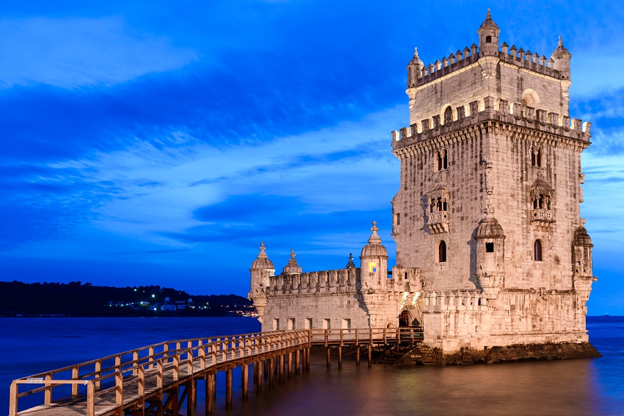 Belém-tower
