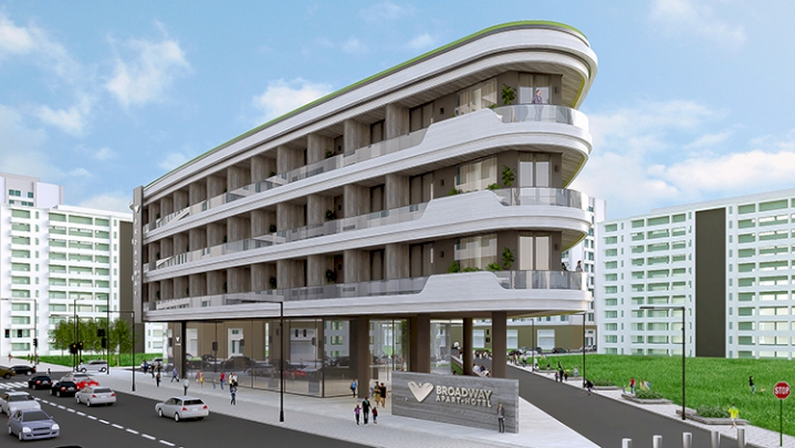Dự án Broadway Apart-Hotel, Bồ Đào Nha