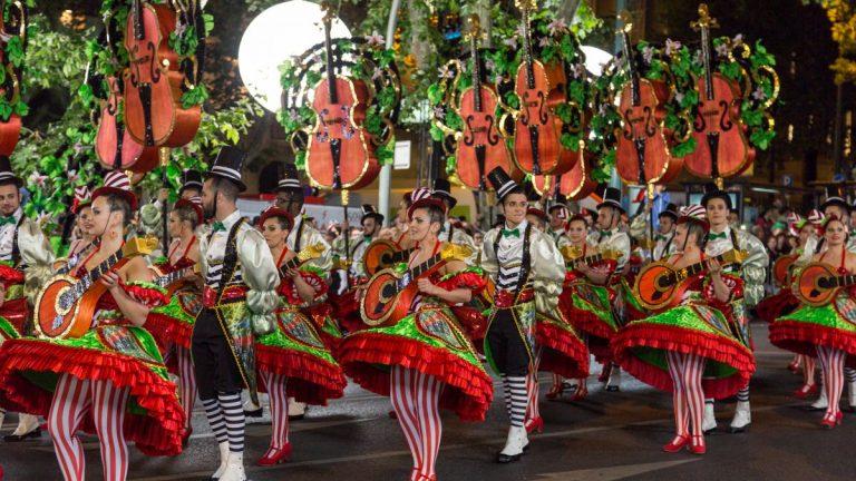 Lễ hội truyền thống của người Bồ Đào Nha