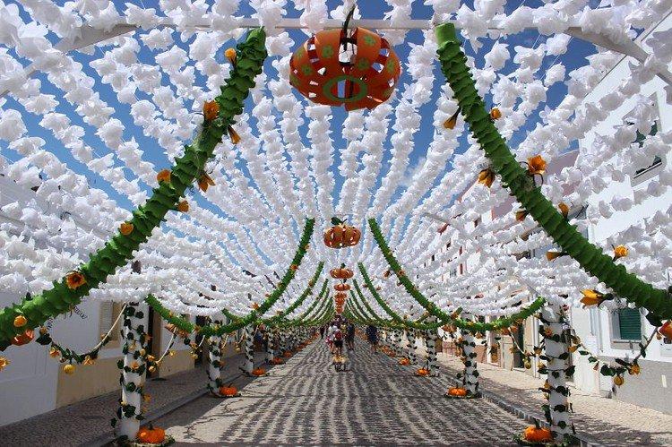 Lễ hội độc đáo ở Bồ Đào Nha