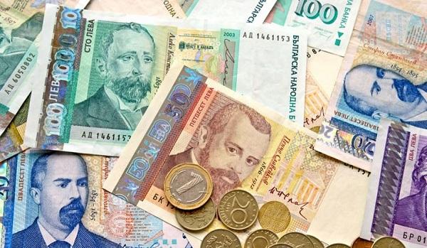 Đồng tiền ở bulgaria