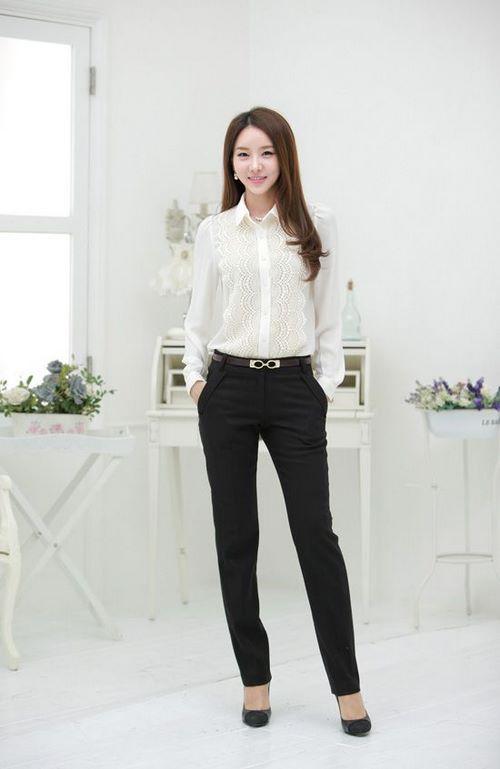 đồng phục công sở nữ 3