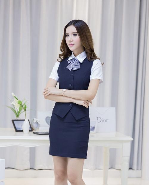 Đồng phục công sở nữ 9