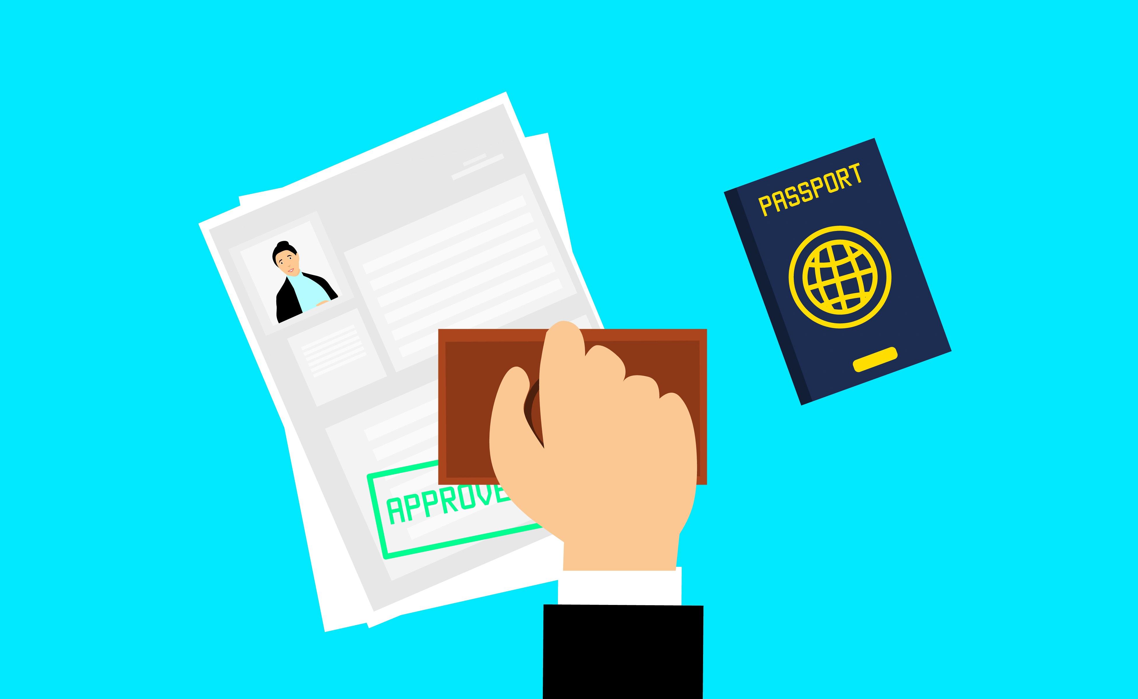Hồ sơ du học- xin thị thực