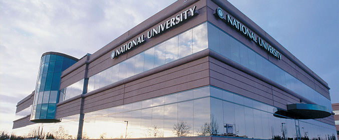 Trường đại học Mỹ National University