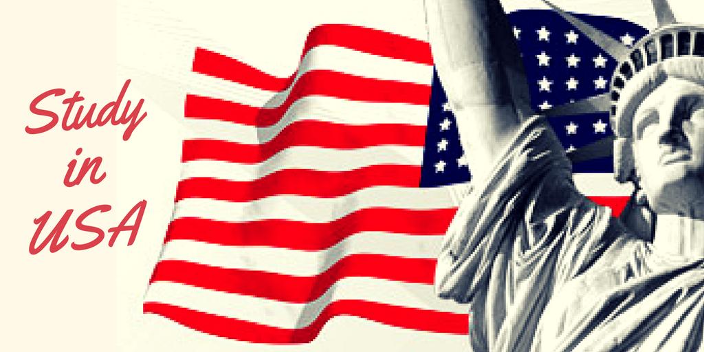 Điều kiện du học Mỹ 2019