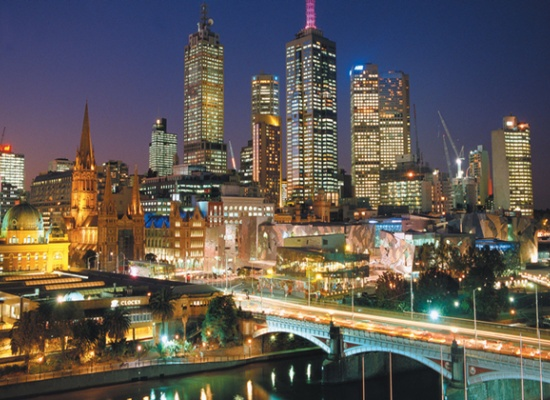 Thành phố Melbourne, bang Victoria