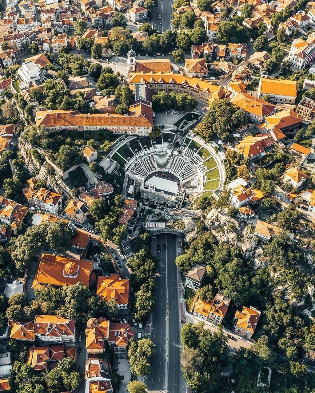 Khám phá thành phố cổ Bulgaria được vinh danh bậc nhất châu Âu