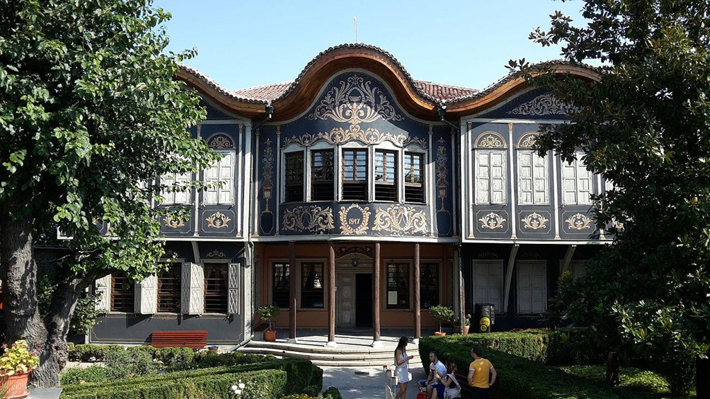Bảo tàng Dân tộc học Bulgaria