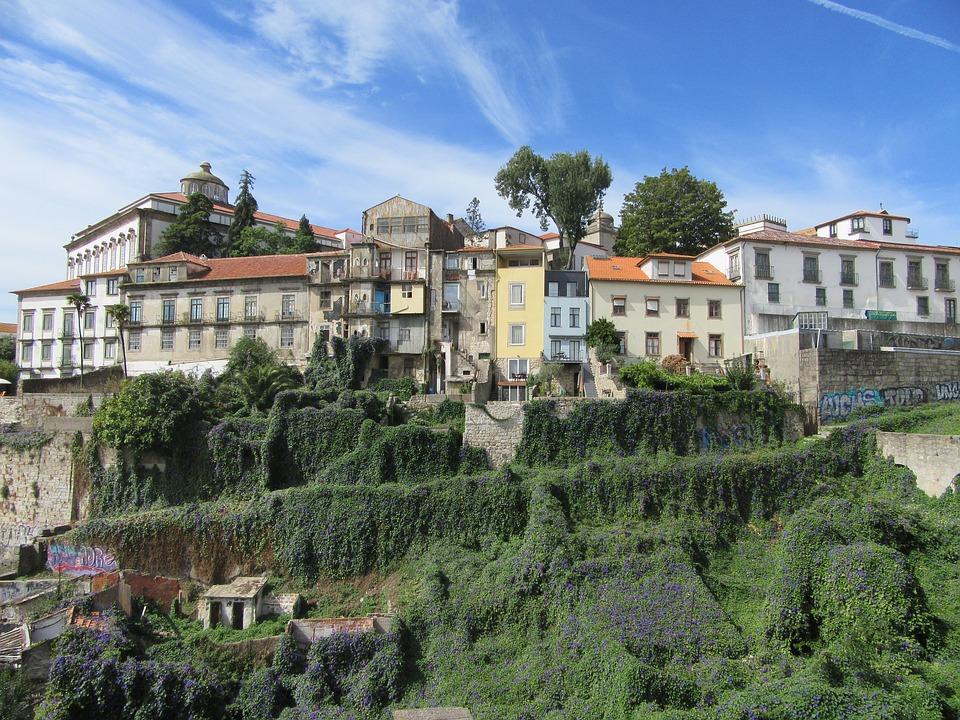 Thành phố Bồ Đào Nha