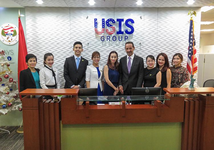 Trung tâm tư vấn du học Mỹ Usis Education