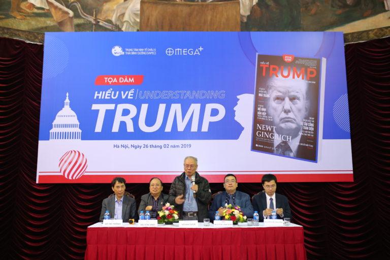 Doanh nghiệp Việt hiểu về Trump như thế nào - Ảnh 3