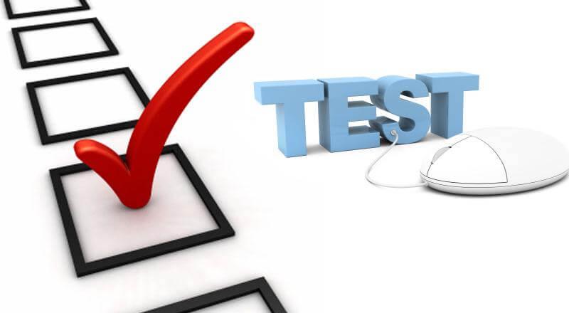 Bài thi SAT là một kì thi nhằm sát hạch học sinh, sinh viên trong các kì thi tuyển sinh vào hệ đại học, cao đẳng ở Mỹ.