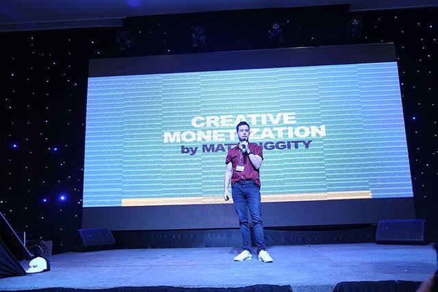 Matt Diggity, diễn giả của chương trình – là một trong những Affiliate Marketer đứng đầu thế giới.