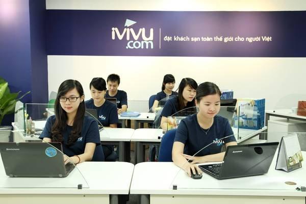 Đội ngũ nhân viên iVIVU