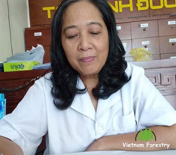 Bác sĩ Phạm Thị Hậu