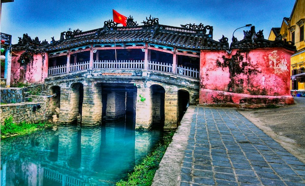du lịch Hội An chùa Cầu