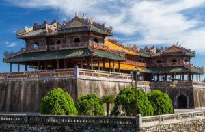 Bảo tàng Mỹ thuật Cung đình Huế – Kiến trúc cung đình đẹp mắt