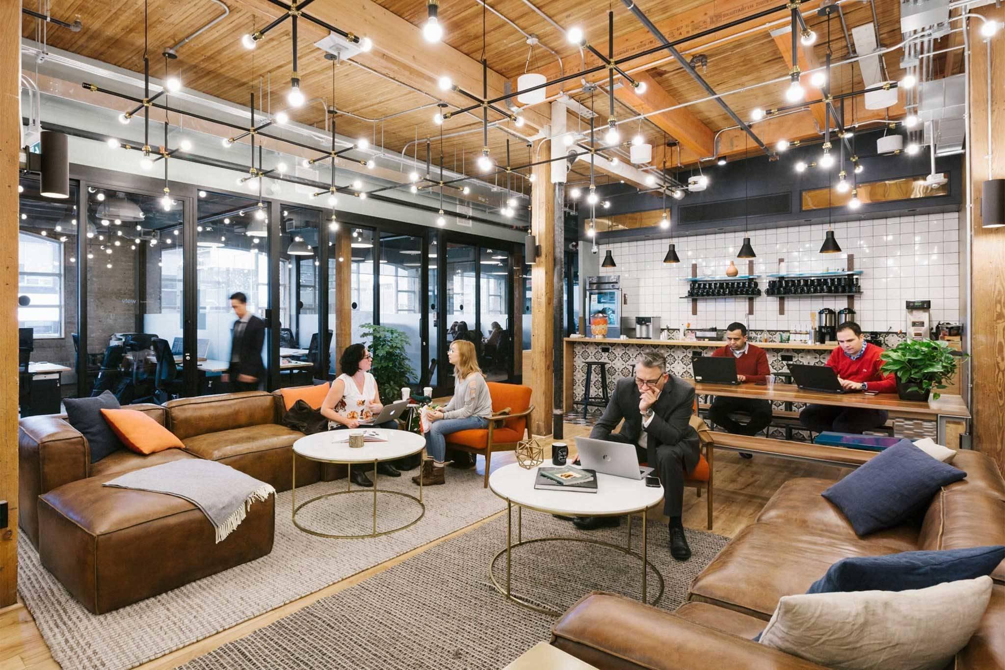 Mô hình co-working space