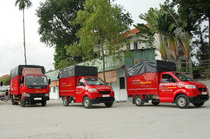 Dịch vụ thuê taxi tải chuyển nhà