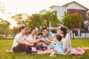 giá trị nghỉ dưỡng tại biệt thự villa aquacity