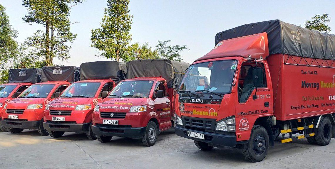 Taxi tải vận chuyển